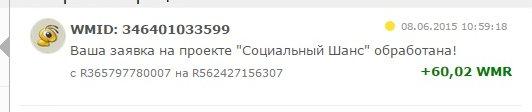 socialchance.net - Бесплатная онлайн лотерея.Мои выплаты 015Lo