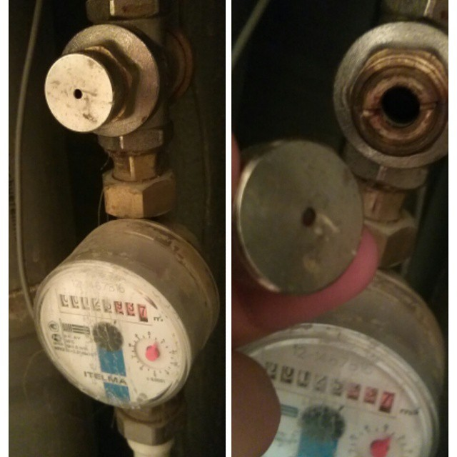 Редукторы давления воды в квартирах.