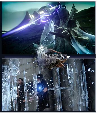 "Final Fantasy XV: new edge представляет: ""патч обновлений 1.2""!"