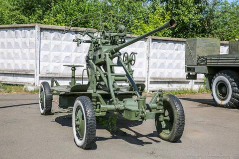 61К (52-П-167) - 37-мм автоматическая зенитная пушка обр. 1939г. As4Eu