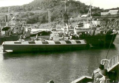 Проект 1906 «Поиск-6» - глубоководный аппарат батискаф (батискаф) DivWF