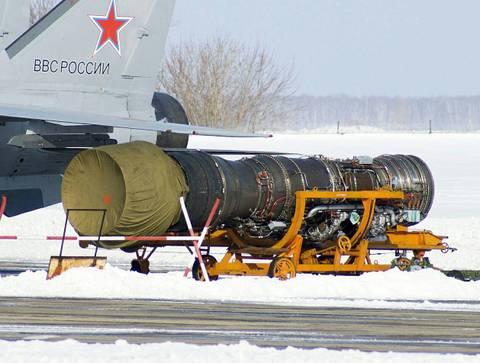 Д-30Ф-6 - авиационный турбореактивный двухконтурный двигатель EIX4d