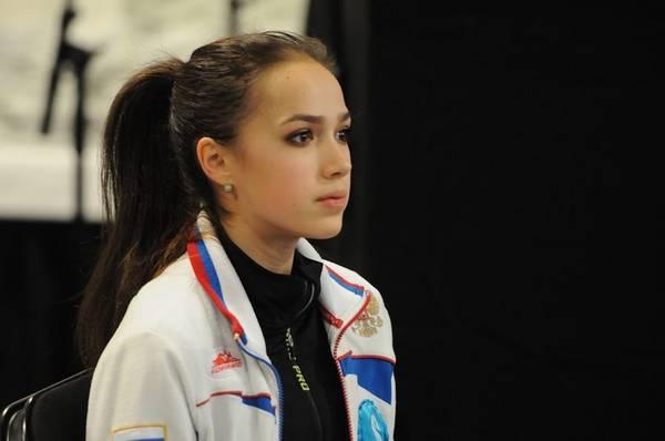 Алина Ильназовна Загитова-2 | Олимпийская чемпионка - Страница 2 Ldw0u