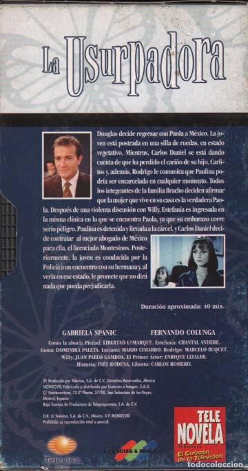 Узурпаторша / La usurpadora - Страница 15 W49bY