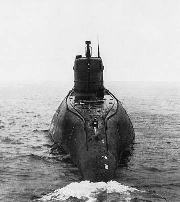 Проект 1840 - большая подводная лодка - база-лаборатория WXZf5