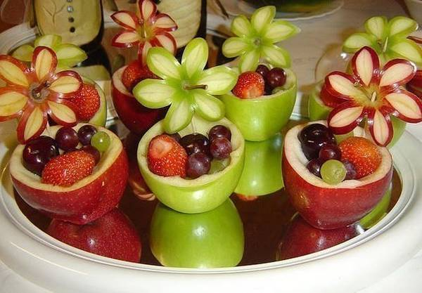 Вкусно жить, сладко есть, наслаждаться в любых условиях...