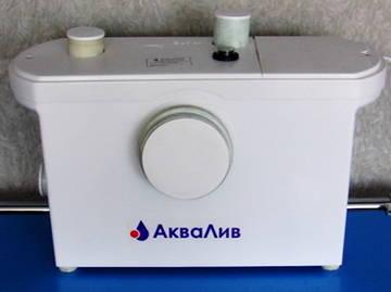 """Санитарный насос САН-600 Турбо """"АкваЛив"""""""