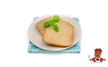 Oursson BM800J. Медовый хлеб
