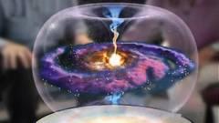Устройство Вселенной. Темная энергия, Темная материя.