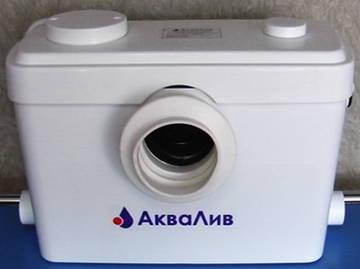 """Санитарный насос САН-600 Профи """"АкваЛив"""" (Россия)"""