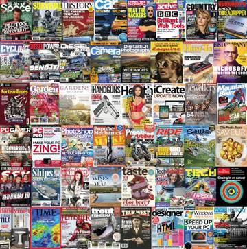 Download Assorted Magazines - Sept 15 2017 (True PDF) Torrent