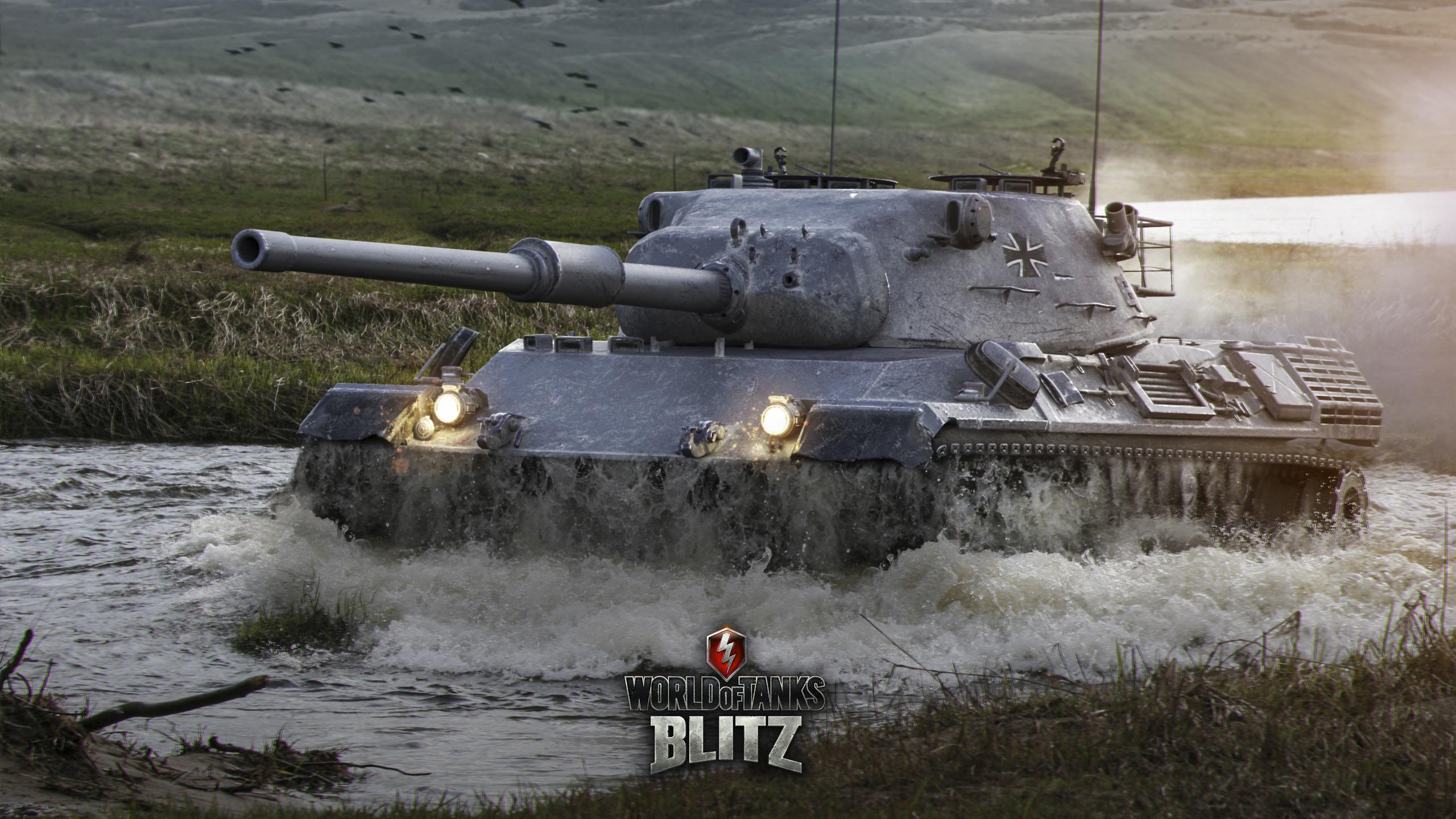 рисунок World Of Tanks Леопард