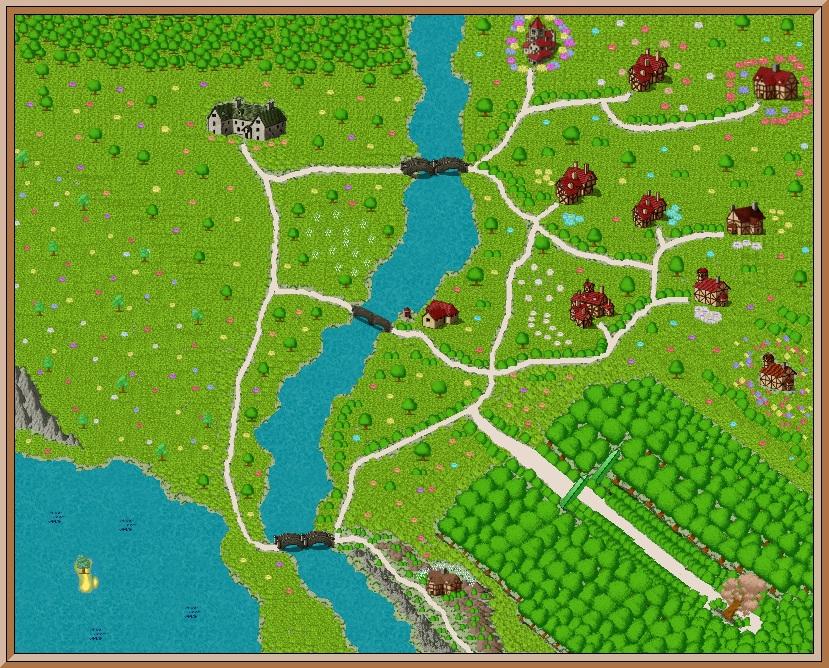 Карта TwScE